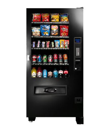 INF4C Combo Vending Machine Snack Attack Toronto