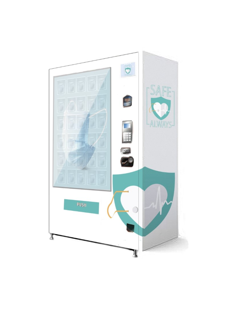 safealways vending machine toronto
